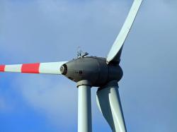 wind turbine, large, wind energy, wind, wind power