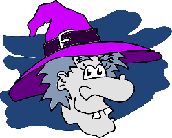 witch, face, halloween, hat, witchcraft, wizard, spooky