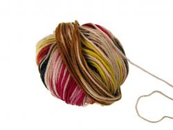 wool, cat's cradle, knit, colorful, hand labor, free