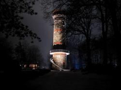 wuppertal, germany, lighthouse, tower, structure