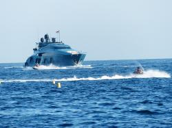 yacht, boot, ship, powerboat, sea, see, luxury, wealth