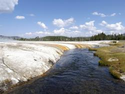 yellowstone national park, wyoming, usa, landscape