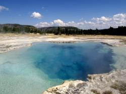 yellowstone national park, wyoming, usa, nature, lake