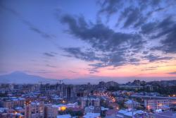 yerevan, armenia, city, town, buildings, architecture